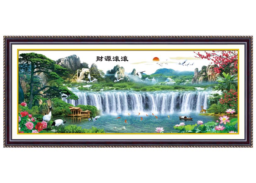 20138财源滚滚(仙鹤版)